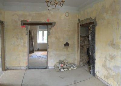 Ouvertures murs porteurs